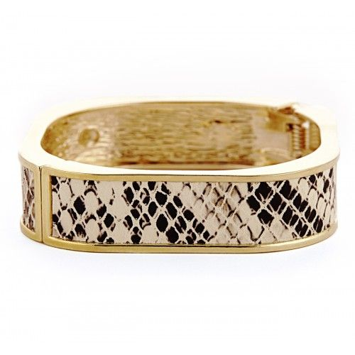 Square Exotic Bangle.