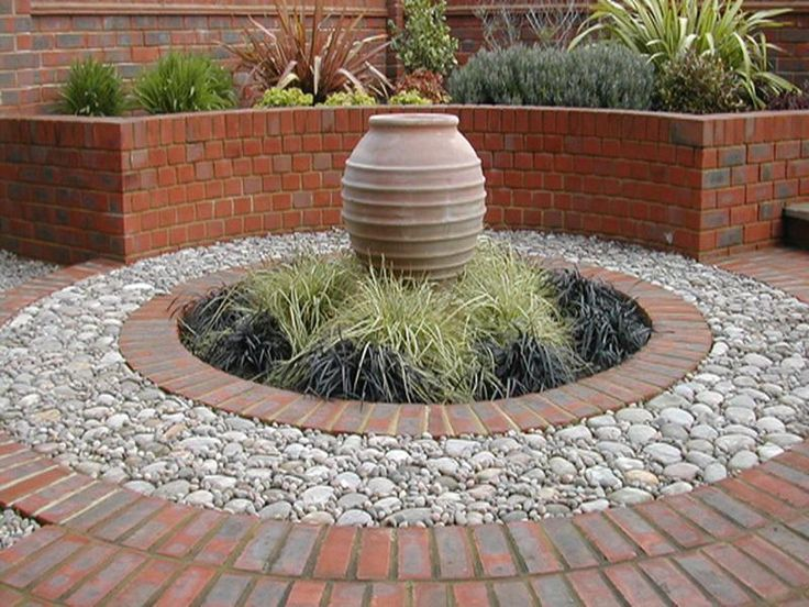 pofessional circular garden design outdoors outdoor