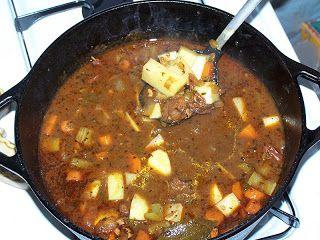 Food for Hunters: Deer Stew | I Love PAUL | Pinterest