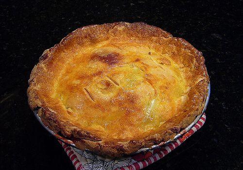 Strawberry Ginger Pie (Gluten Free) | Gluten Free | Pinterest