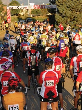 Sign up today for the Tour de Cure and ride for a reason! #TourdeCure