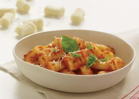 Vegetarian Gluten-free Potato Gnocchi | Healthy Recipes | Pinterest