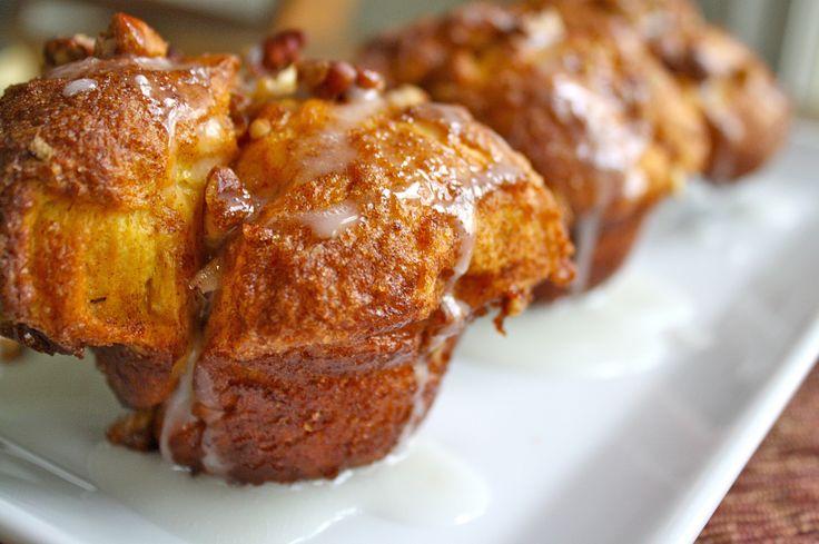 Sweet Potato Cinnamon Rolls.