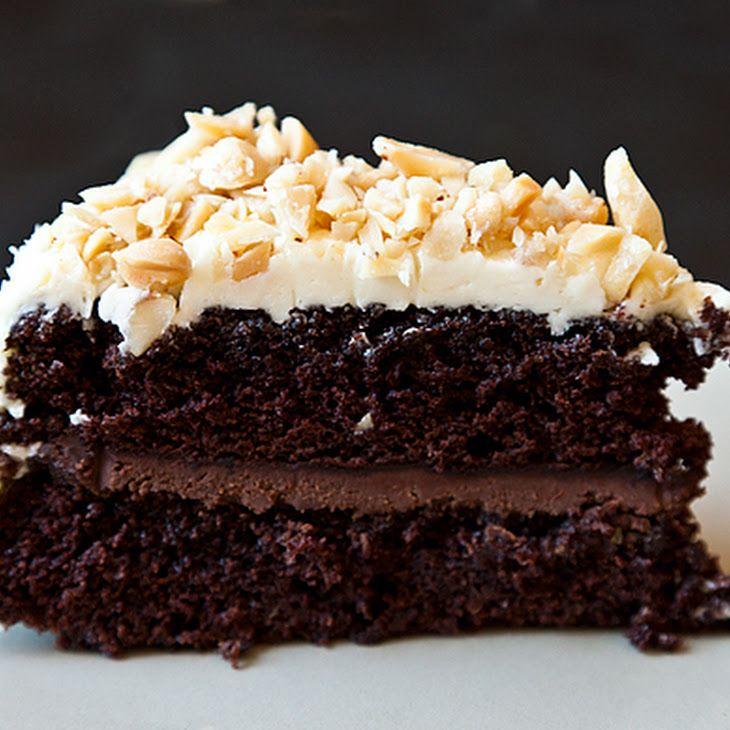 Chocolate Thai Green Curry Cake | Dessert | Pinterest