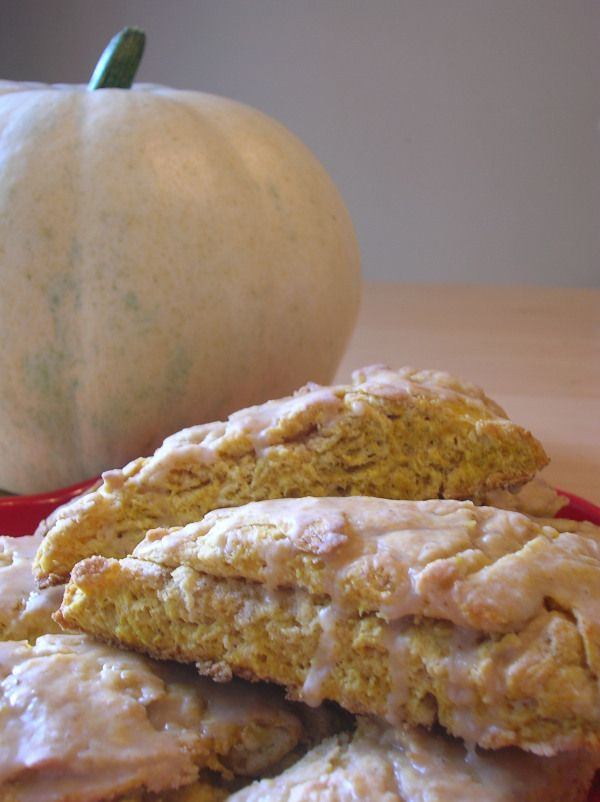 Just Like Starbucks Pumpkin Scones? Going to try this since the Bucks ...