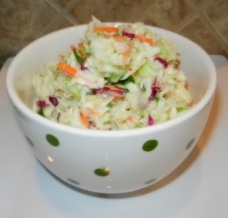 Melissa's Southern Style Kitchen: Dressing for Cole Slaw