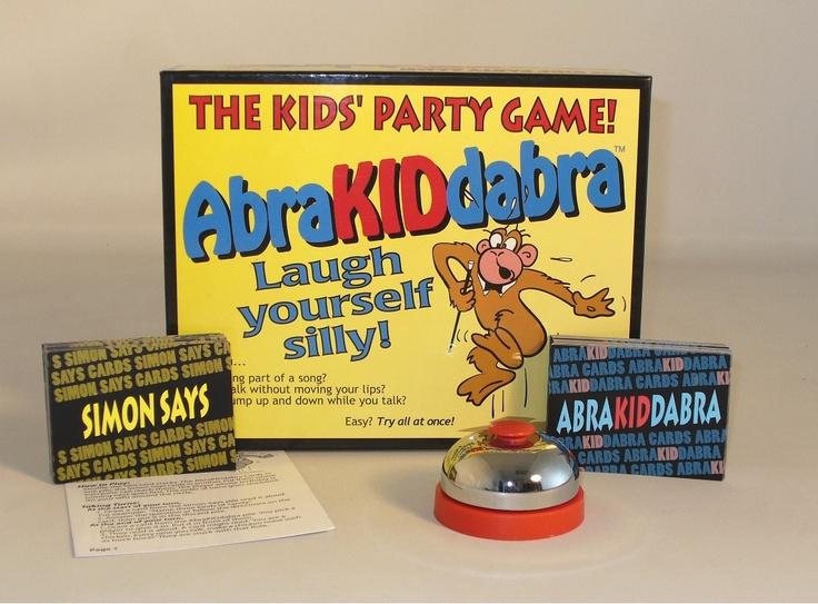 AbriKIDdabra Curses Board Game For Kids. #familyboardgames