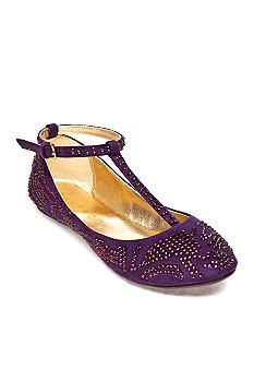 Rampage Lentine Flat #belk #shoes