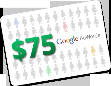 Doteasy is now offering FREE Google AdWords credits, up to $75 value, to all our NEW & EXISTING customers!