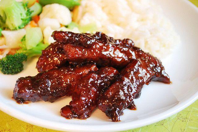 Mongolian Beef by fakeginger - Tried it, like it.