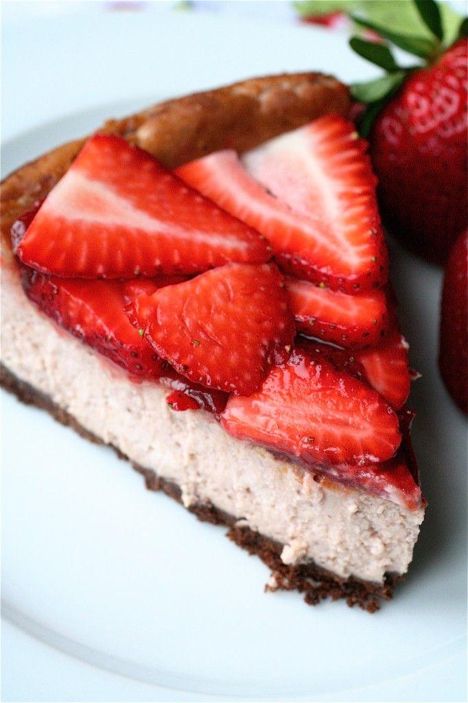 Strawberry Strawberry Cheesecake