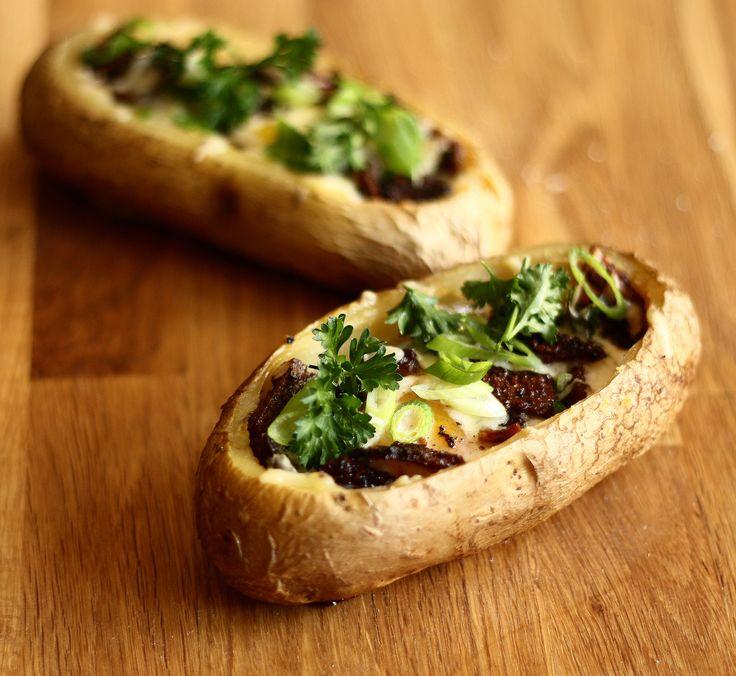 Baked Potato Breakfast | Freaking Food for Days | Pinterest