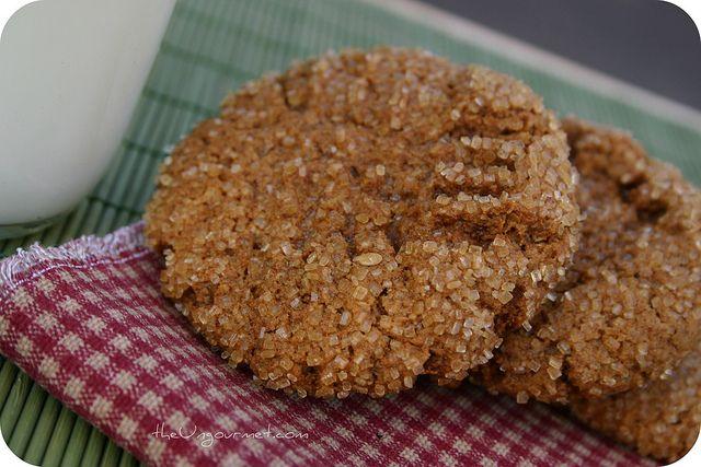 pumpkin molasses cookies | delicious & delirious | Pinterest