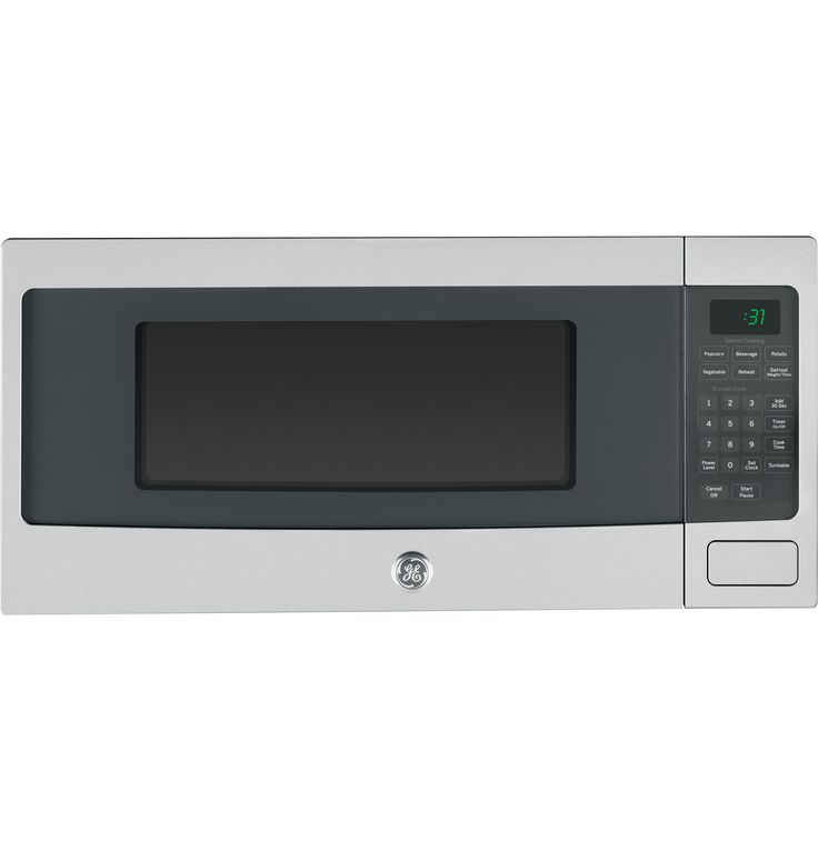 Countertop Microwave 12 Inch Depth : ... ? Series 1.1 Cu. Ft. Countertop Microwave Oven GE Appliances