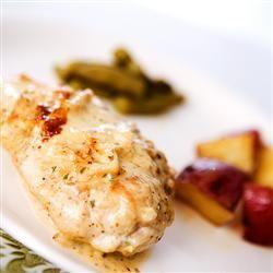 Dijon-Tarragon Cream Chicken | For Dinner | Pinterest