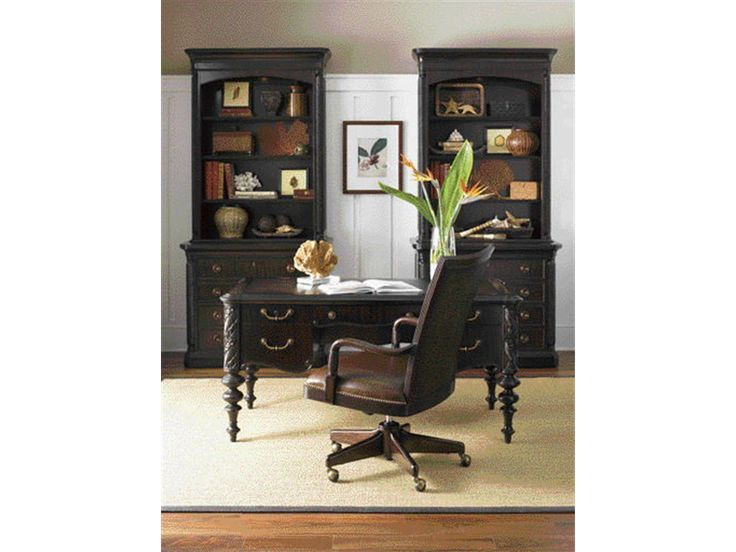Sligh home office rothschild table desk 04 200ha 411 gladhill furniture middletown md - Home office furniture maryland ...