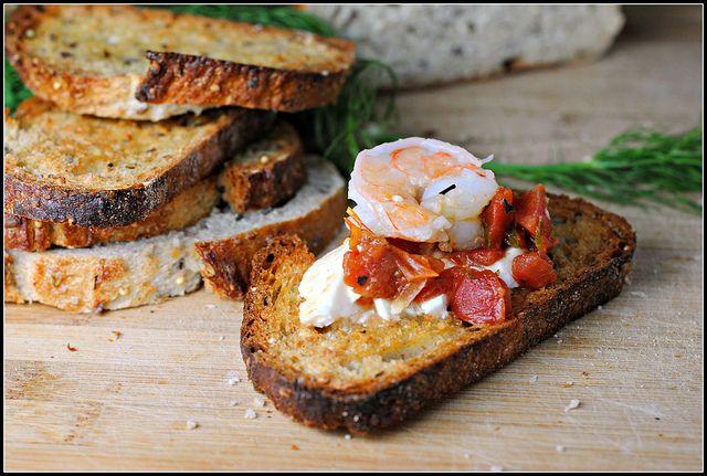 Shrimp Saganaki | Dips and Appetizers | Pinterest