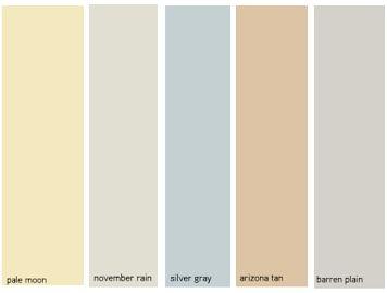 cottage paint colors for the home pinterest. Black Bedroom Furniture Sets. Home Design Ideas