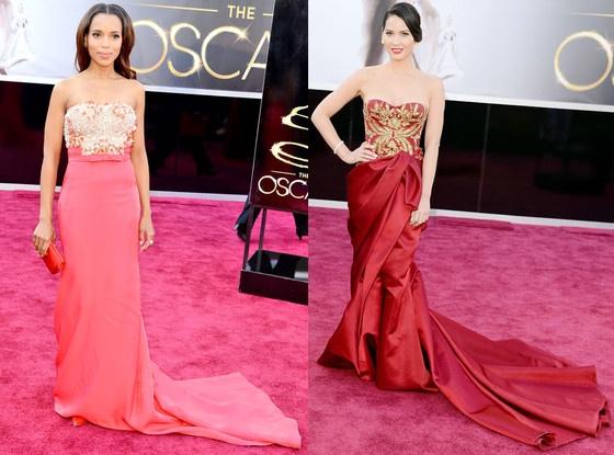 Top 10: as mais mal vestidas do Oscar 2013