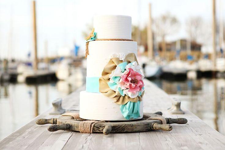 nautical wedding style ideas