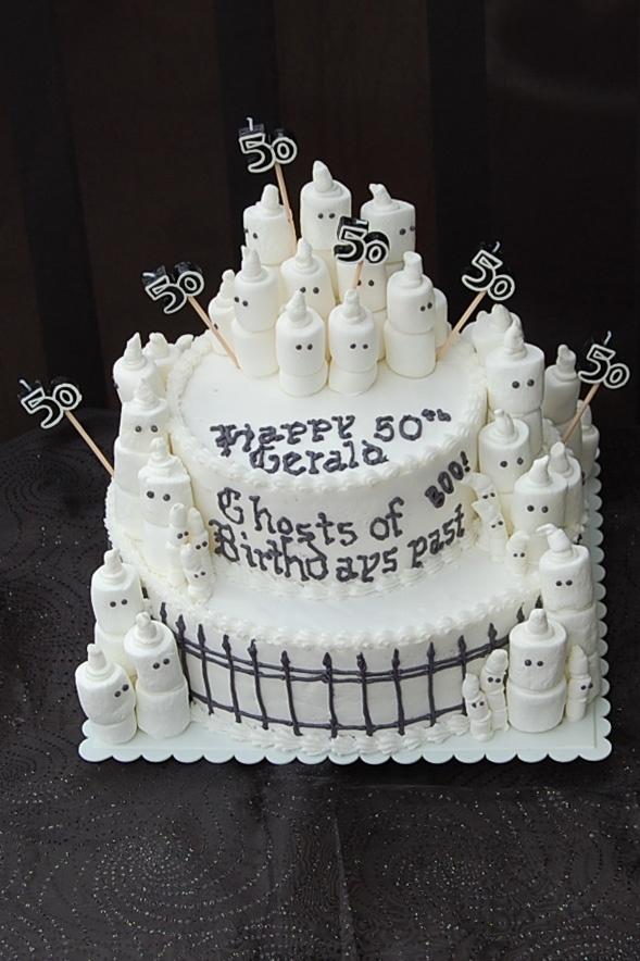 Turning 50 Birthday Cake Ideas 50069 Says Scary Like Turni
