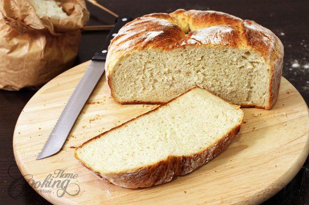 Potato Bread + VIDEO :: Home Cooking Adventure