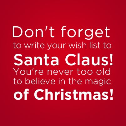 Inspirational Quotes About Magic Of Christmas. QuotesGram