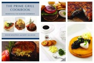 The Prim Grill Cookbook - Win your copy