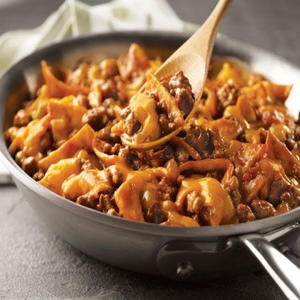 Campbells - Beef Taco Skillet - Image Collection