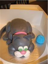 3d cat cakes