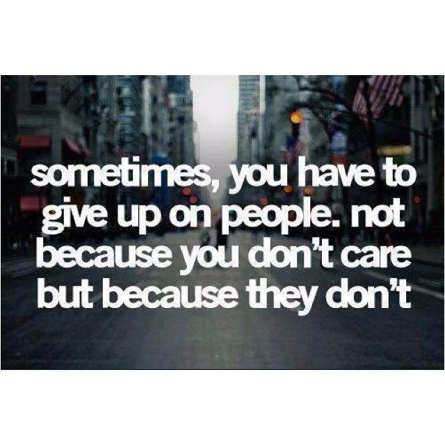 sad truth...