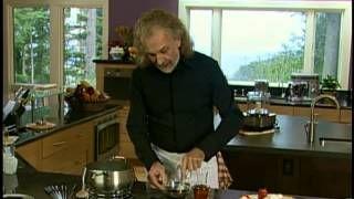 Chocolate Bourbon Fondue Recipe Video | Yummy Treats | Pinterest