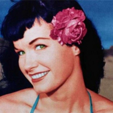 The Gallery For Gt Bettie Page Color Bettie Page Color