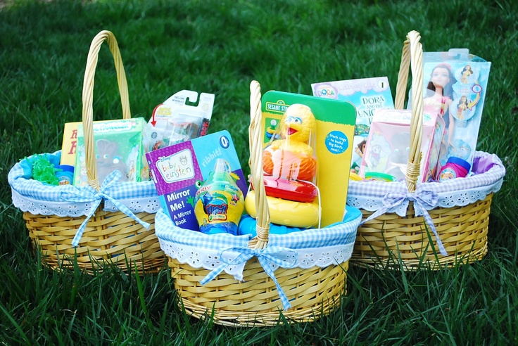 Gift Basket Ideas For KidsGift Basket Ideas For Kids