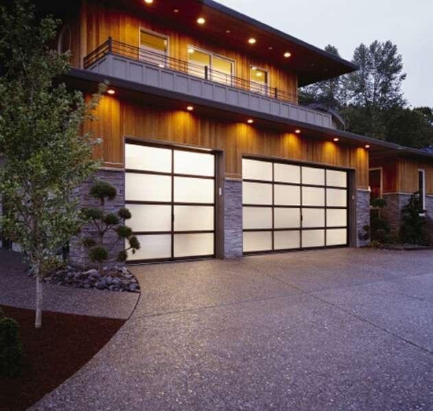 Garage Doors & Lighting