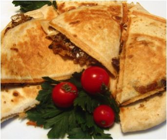 Whole food - Black Bean, Carrot, and Goat Cheese Quesadilla | Once A ...