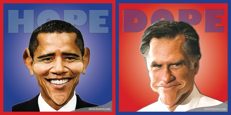 The Choice for 2012: Hope or Dope?