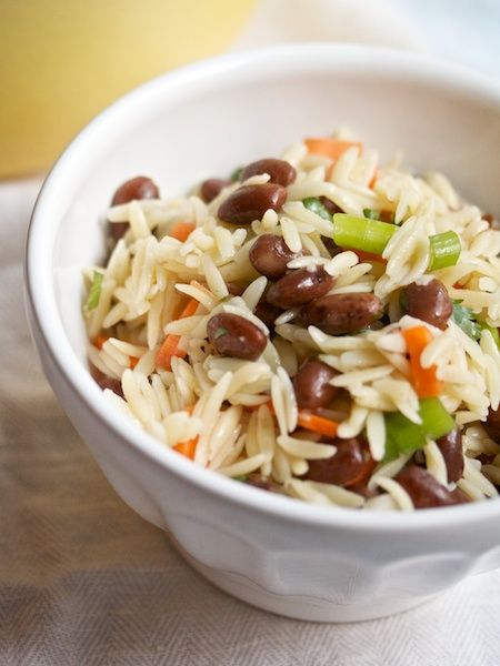 Southwestern Orzo Salad | Recipes to Try | Pinterest