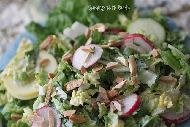 Crunchy Napa Cabbage Slaw | Recipies | Pinterest