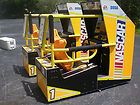 nascar sit down arcade game