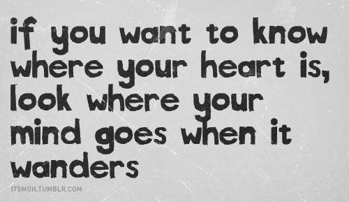 your heart.