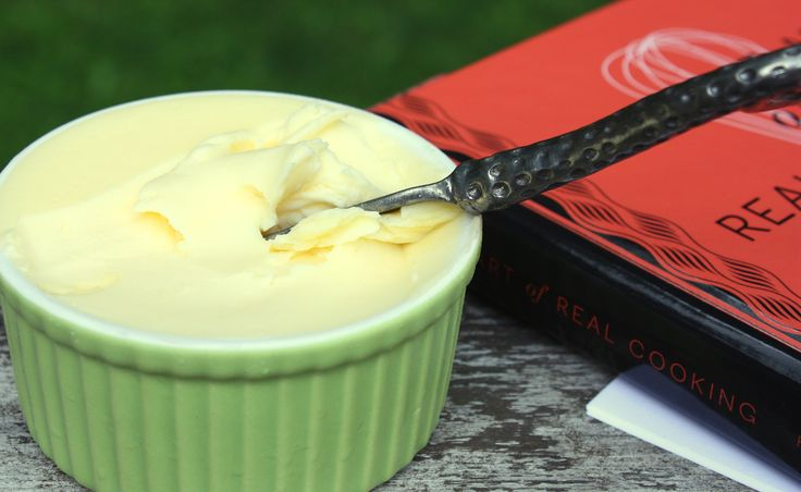 Cultured Butter | dairy | Pinterest
