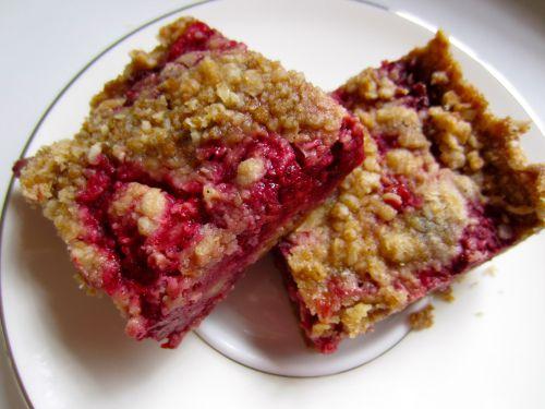 Raspberry Breakfast Bars | Sweet Stuff | Pinterest