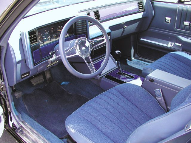 Pictures Of 71 Monte Carlo Ss Interior Autos Post
