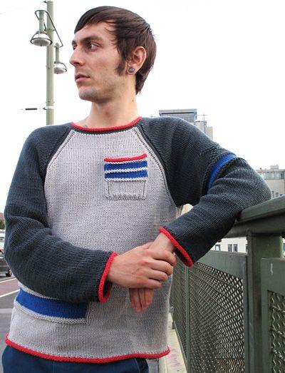 Knitty: Fall 2007 | DUDE KNITTING AND CROCHET | Pinterest