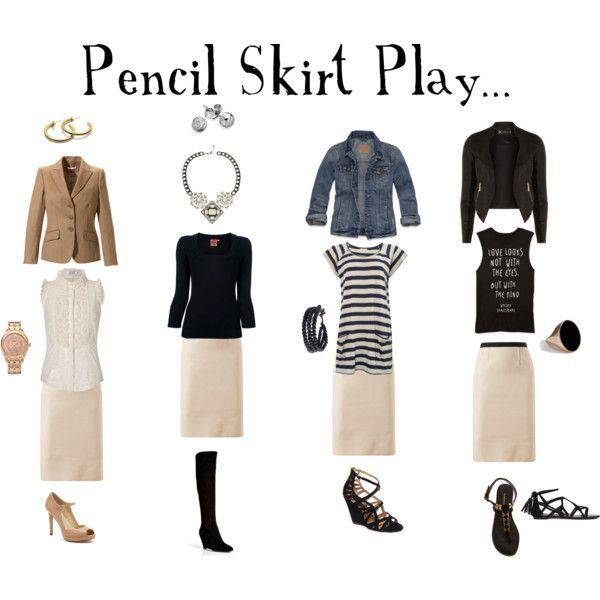 pin by mahesty wida on pencil skirt ideas