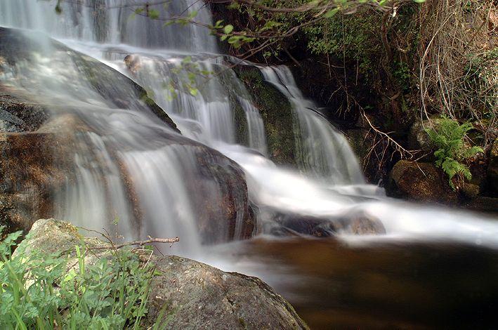 El agua fluye en nuestros valles