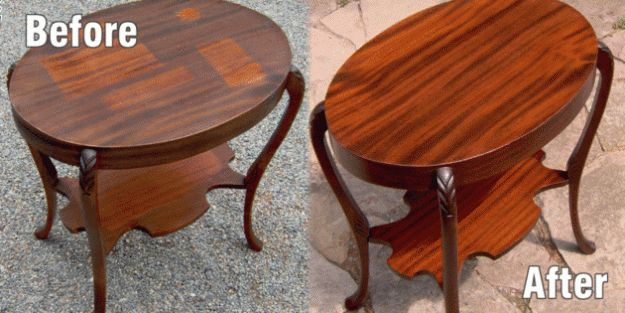 Wood Furniture Refinishing Refinishing And Painting Furniture Pin