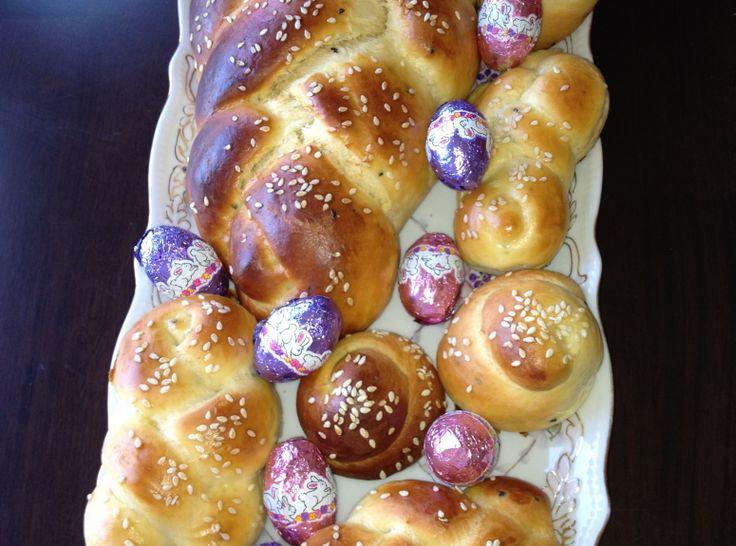 Choereg (Armenian Easter Bread) Recipes — Dishmaps