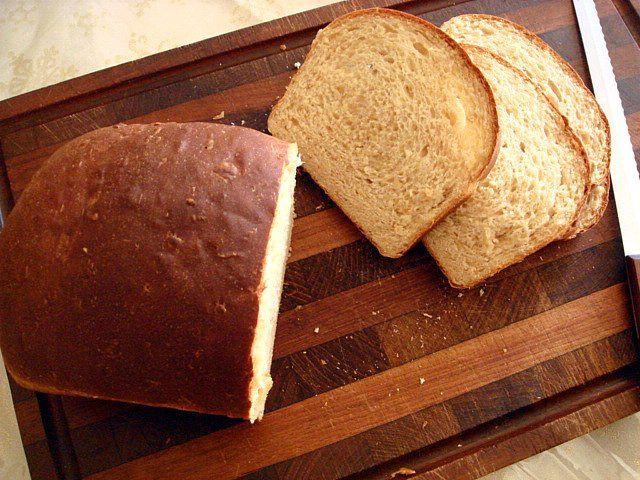 Buttermilk Oatmeal Bread | Breads, Sweet Breads, Rolls, Buns, etc. to ...